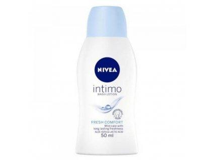 Nivea, Emulze pro intimní hygienu Intimo Fresh, 50 ml