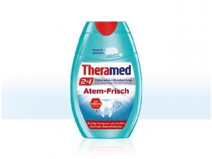 2671 theramed zubni pasta ustni voda cerstvy dech 75ml