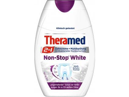 2677 theramed zubni pasta ustni voda non stop white 75ml