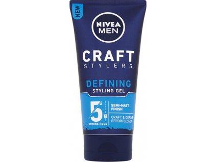 283625 stylingovy gel na matny vzhled vlasu pro muze defining styling gel 200 ml