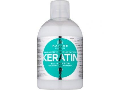 285359 kallos keratin regeneracni sampon s keratinem a mlecnymi proteiny 1000 ml