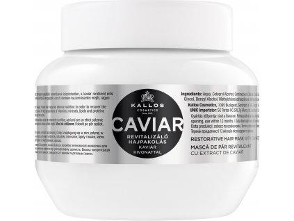 285392 kallos caviar posilujici maska na vlasy s kaviarem 275 ml