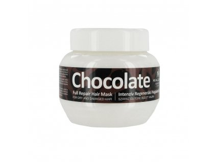 285407 kallos chocolate intenzivne regeneracni maska 275 ml