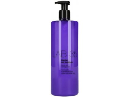 285563 kallos lab 35 signature conditioner kondicioner na poskozene vlasy 500 ml