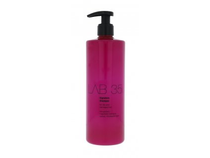 285569 kallos lab 35 regeneracni sampon na suche a poskozene vlasy signature shampoo 500 ml