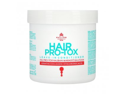 289760 kallos hair pro tox bezoplachovy kondicioner hair pro tox leave in conditioner 250 ml