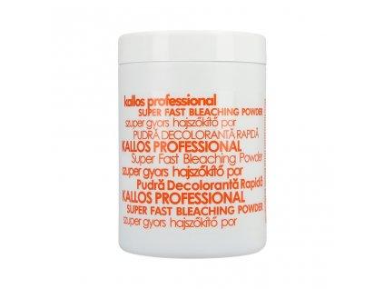 289805 kallos profesional super fast melirovaci prasek bleaching powder 500 g
