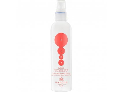 289868 kallos kjmn sprej pro vetsi objem vlasu volumizing spray 200ml