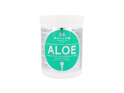 aloe vera moisture repair shine hair mask by kallos 1000ml[1]