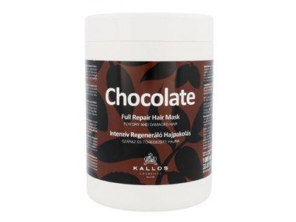 290069 kallos chocolate intenzivne regeneracni maska 1000 ml