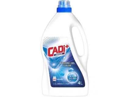 CADI Amidon, Prací gel COLOR, 4L, 90PD