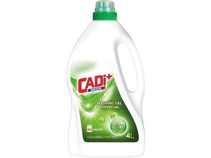 CADI Amidon, Prací gel UNIVERSAL, 4L, 90PD