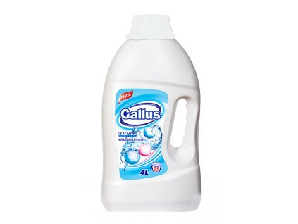GALLUS, Prací gel, WHITE, 4L, 95 dávek