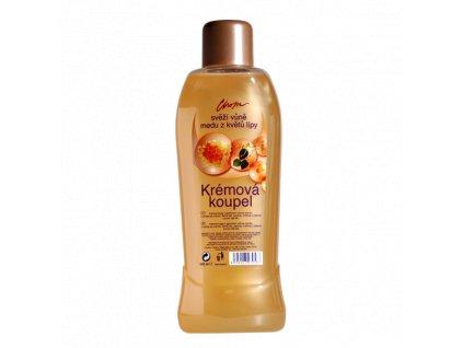 3285 chopa kremova koupel svezi vune medu z kvetu lipy 1 l