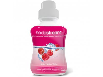 4740 sodastream malina 500 ml