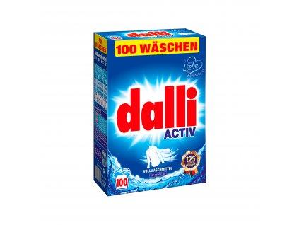 Dalli Activ univerzální prací prášek 100 PD 6,5 kg