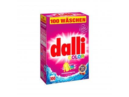 Dalli Color prací prášek 100 PD 6,5 kg