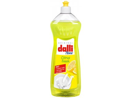 Dal dal HOME Spülmittel 1L CitrusFresh 3D 01