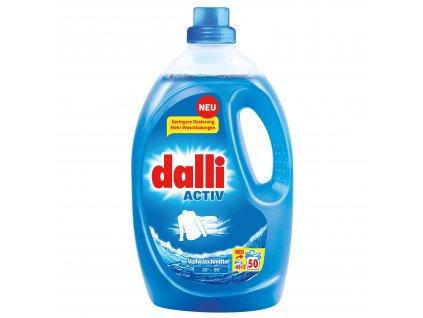 Dalli Activ univerzální prací gel 2,75l, 50 PD