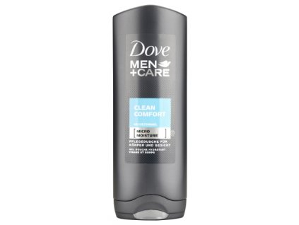 3240 dove sprchovy gel men care clean comfort body and face wash objem 250 ml man