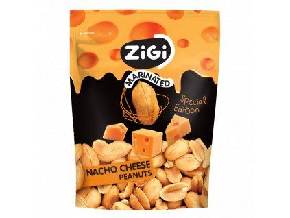 4413 zigi marinated nacho cheese peanuts arasidy s prichuti syru a papriky 70 g