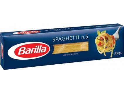 3924 barilla spaghetti n 5 500 g