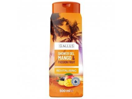 Gallus sprchový gel Mango 500ml