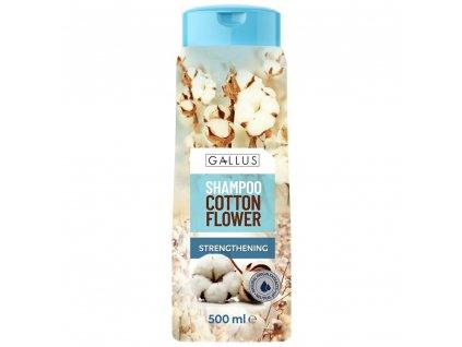 Gallus Šampon na vlasy Bavlna 500ml