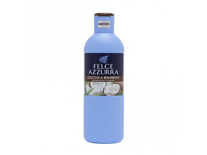 paglieri felce azzurra bathshower cocco and bamboo 650ml