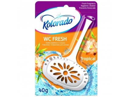 kolorado kostka wc fresh 40g tropical 24