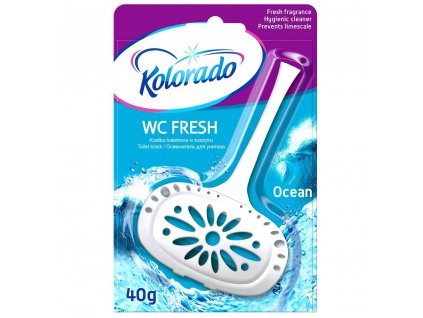 kolorado kostka wc fresh 40g ocean 24