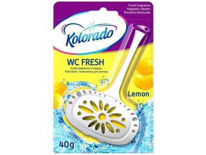 kolorado kostka wc fresh 40g lemon 24