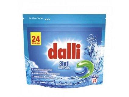 Dalli ACTIV 3v1 -Univerzální prací Kapsle 24ks