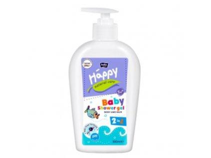 vyr 676 Bella Happy Detsky myci gel Natural Care 300 ml