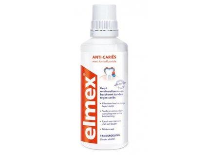 Elmex Anti Caries ústní voda 400 ml