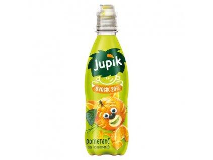Jupík Ovocík 20% Pomeranč 330ml