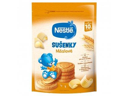 NESTLÉ Máslové sušenky, pro děti od ukončeného 10. měsíce, 180g
