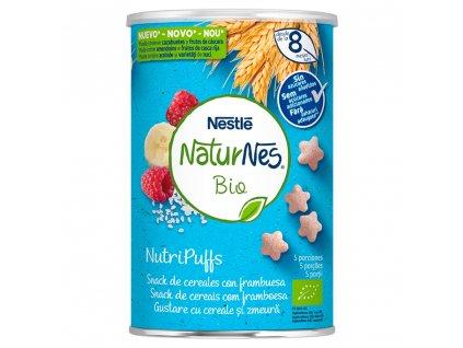 NaturNes BIO křupky malinové 35g