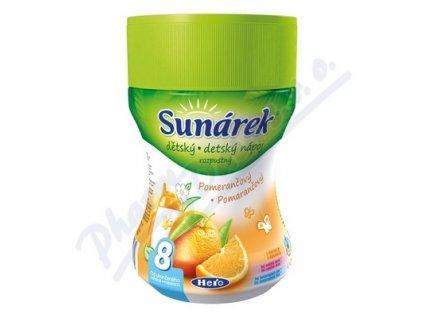 52983 sunarek rozpustny napoj pomerancovy doza 200g