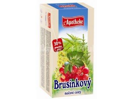 55419 apotheke brusinkovy caj 20x1 5g