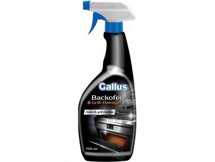 GALLUS, EXTRA POWER Čistič na sporáky, trouby, grily, 750ml