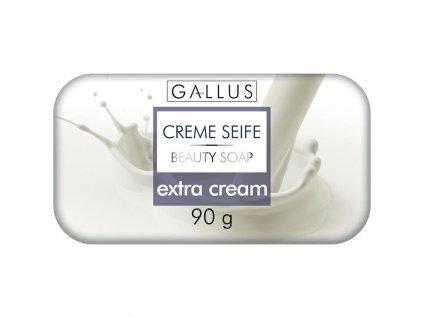 GALLUS, Krémové mýdlo, EXTRA CREAM, 90g