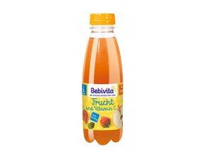 BEBIVITA, Ovocná šťáva s vitaminem C, 500ml