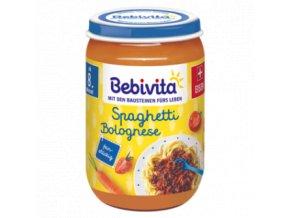 BEBIVITA, Boloňské špagety, 220g, 8M