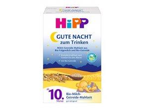 HIPP, Kojenecké mléko NA NOC, od 10. měsíce, 500g