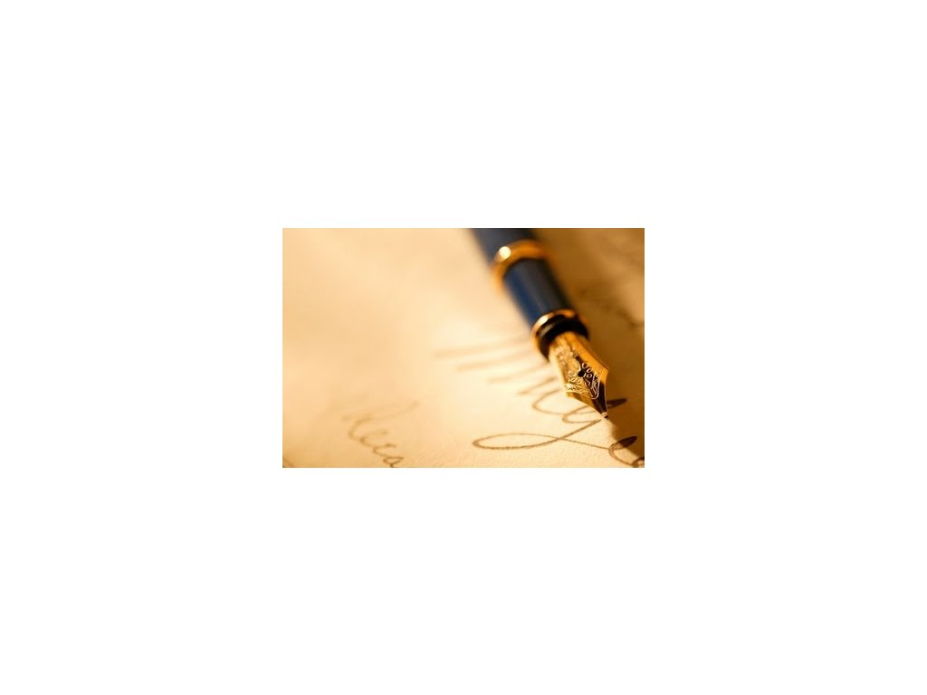 write love letter