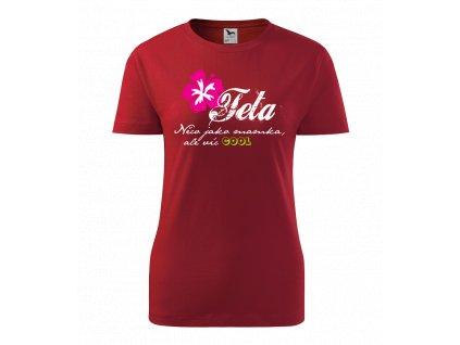 Dámské tričko Teta