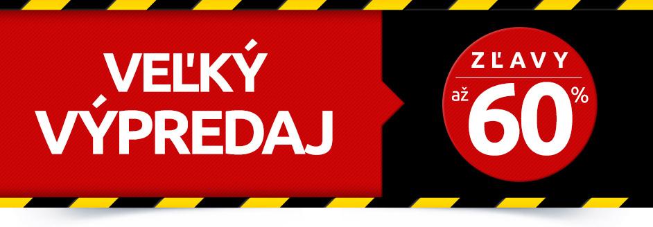 Veľký výpredaj na DADEX.sk