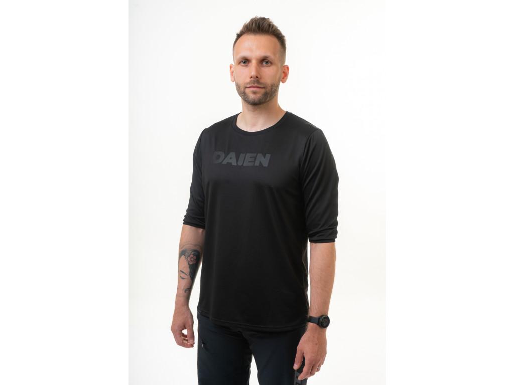 Men's jersey - Black Elegance