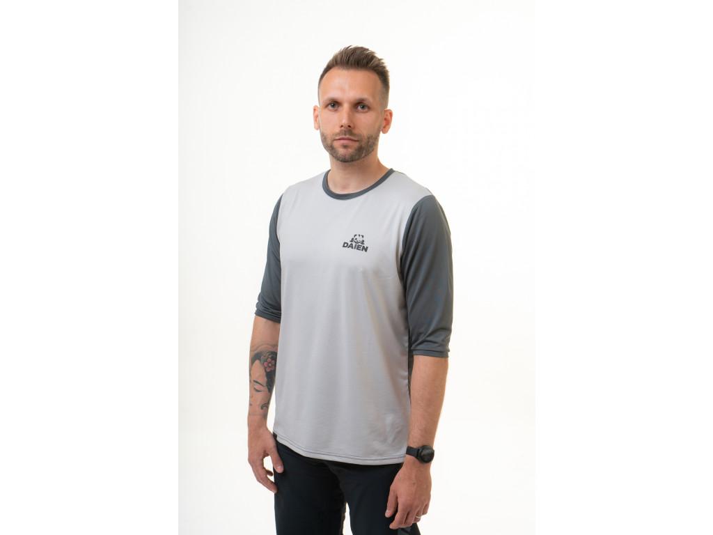 Men's jersey - Green Shadow